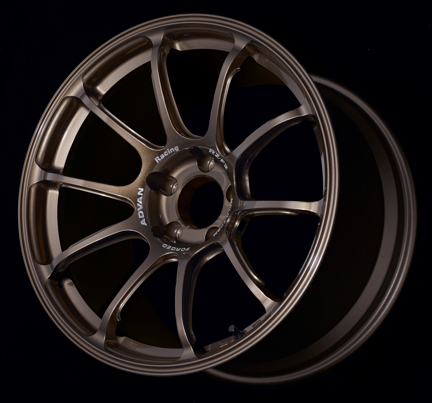 Picture of Advan Racing RZ-F2  18x9.5 +44  5x100 Racing Umber Bronze