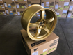 Picture of Gram Lights 57CR 18x9.5 5x100 +38 Gold Wheel