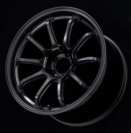 Picture of Advan Racing RS-DF Progressive 18x9.5 +40 5x100 Racing Titanium Black