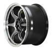 Picture of Advan Racing RG-D2 18x9.5 +40 5x100 Machining and Racing Hyper Black