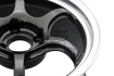 Picture of Advan Racing RG-D2 18x9.5 +40 5x100 Machining and Black Gunmetallic