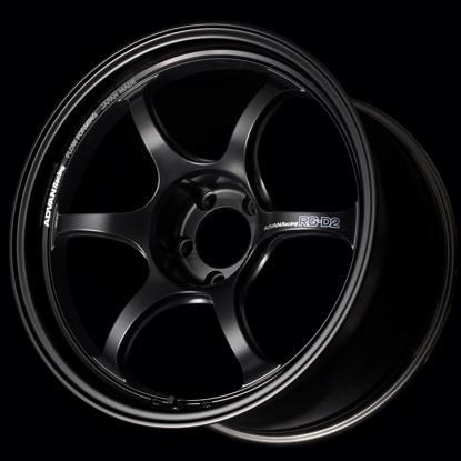 Picture of Advan Racing RG-D2 18x9.5 +40 5x100 Semi Gloss Black