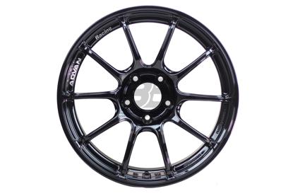 Picture of Advan Racing RZII 18x8.5 +45 5x100 Racing Gloss Black