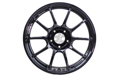 Picture of Advan Racing RZII 18x9.5 +45 5x100 Racing Gloss Black
