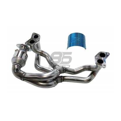 Picture of HKS Super Manifold with Catalyzer GT-SPEC FRS/BRZ/86