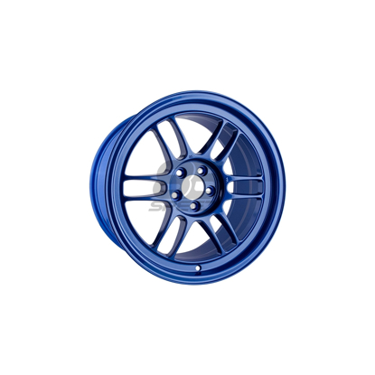 Picture of Enkei RPF1 17x9 5x100 +35 Victory Blue Wheel