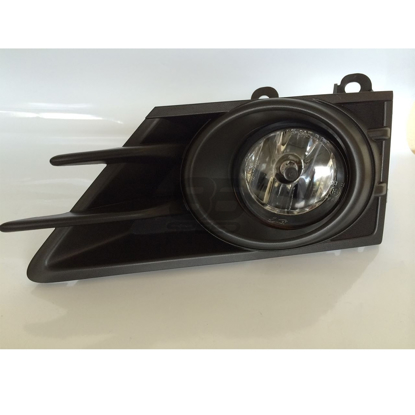 Picture of WINJET Clear Front Fog Light Kit - Subaru BRZ (Wiring Kit included)