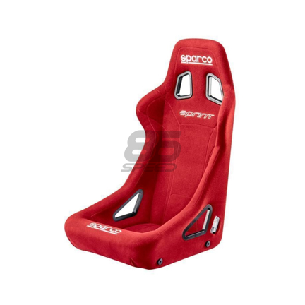 Picture of Sparco Sprint Competition Red Bucket Seat (Discontinued)