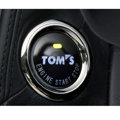 Picture of TOM'S Racing Ignition Push Start Button