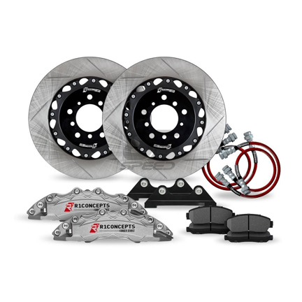 Picture of R1 Concepts Big Brake Kit - Rear (330mm/4 Piston)