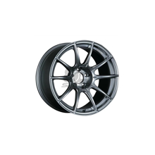 Picture of SSR GTX01 18X9.5 +40 Dark Silver Wheel