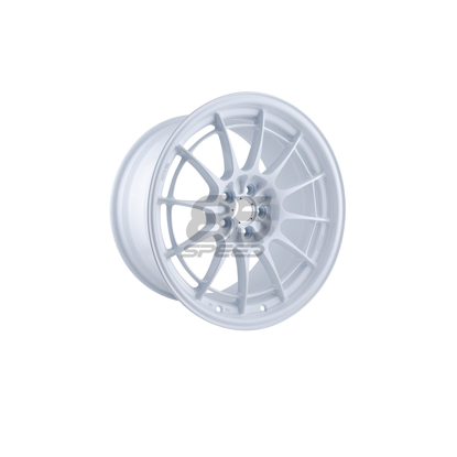 Picture of Enkei NT03+M 18x9.5 5x100 +40 Vanquish White Wheel