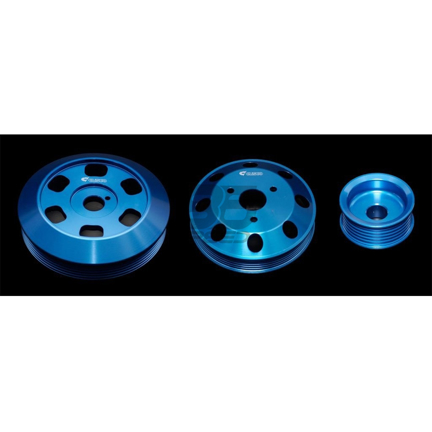 Picture of Cusco Lightweight Aluminum Pulley Set-FRS/86/BRZ (965-733-A)