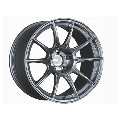 Picture of SSR GTX01 17X9 +38 Dark Silver Wheel