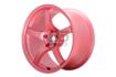 Picture of Gram Lights 57CR 17x9 5x100 +38 Sakura Pink Wheel *Discontinued*