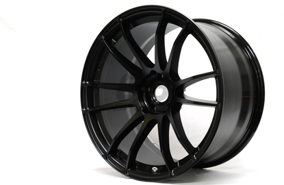 Picture of Gram Lights 57Xtreme 19x8.5 +33 5x100 Semi Gloss Black