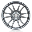 Picture of Gram Lights 57Xtreme 17x9 +40 5x100 Matte Graphite