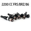 Grams Fuel Injectors 2200cc