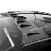 Blox Racing Vortex Generator w/ Shark Fin