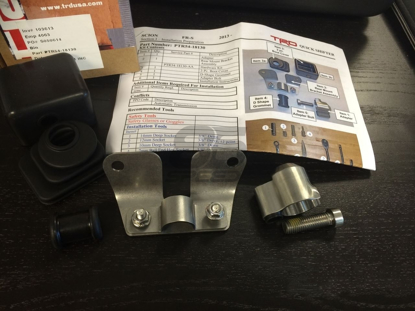 TRD Quick Shifter Kit Scion FRS 2013-2014