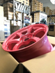 Picture of Gram Lights 57DR 18x9.5 5x100 +38 Sakura Pink *Discontinued*