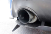 Picture of Verus Engineering Exhaust Cutout Cover - Driver Side for FR-S / BRZ / GT86
