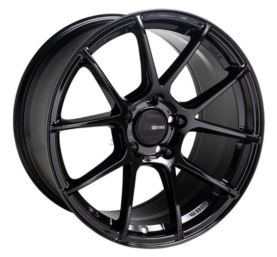 Picture of Enkei TSV 18x8 5x100 +45 Gloss Black