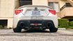 Picture of Winjet Taillights Scion FR-S / BRZ / 86 LED Taillights - Chrome/Red
