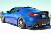 "Picture of Seidoworks ""signature"" Whaletail Wing FRS / BRZ / 86"