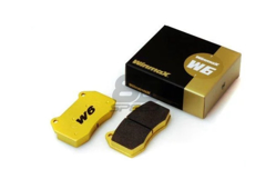 Picture of Winmax W6 Track Rear Brake Pads - 17+ BRZ Perf. Pkg. (Brembo)