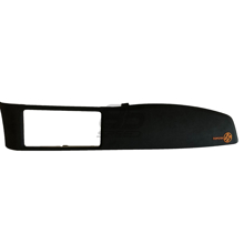 Picture of OEM Toyota  Suede Dash Panel Trim w/ ORANGE 86 embroidering 13+ FR-S / BRZ / 86