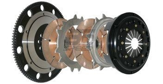 Picture of Competition Clutch Twin disc w/ 850 Disc Clutch kit FRS/BRZ