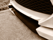 Picture of NIA Carbon Fiber/Fiberglass Front Bumper Splitter for Scion FR-S
