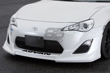 Picture of C-West FR-S Front Half Spoiler