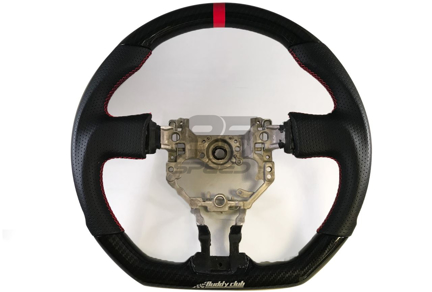 Picture of 13-16 Buddy Club Racing Spec Steering Wheel Carbon FRS/BRZ/86