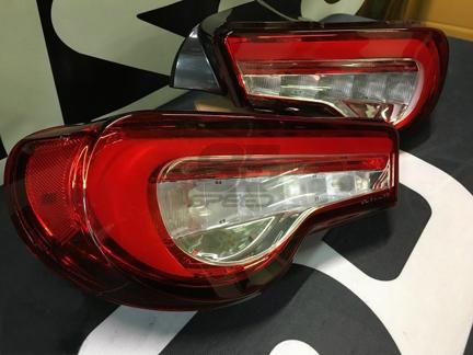 Picture of Valenti Jewel LED Taillights REVO  HC2 - TTS86Z-HC-2