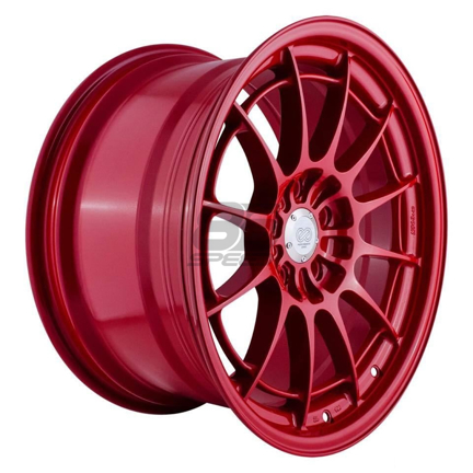 Picture of Enkei NT03+M 18x9.5 5x100 +40 Competition Red Wheel