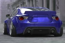 "Picture of GReddy X Rocket Bunny V2 ""Duck Tail"" Aero Wing- FRS/86/BRZ"