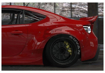 """Picture of GReddy X Rocket Bunny V2 """"Duck Tail"""" Aero Wing- FRS/86/BRZ"""