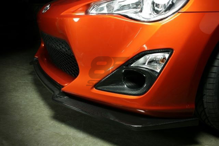 Picture of APR Carbon Fiber Air Ducts-FRS