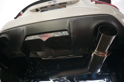 Picture of GReddy Revolution RS Single Exit Exhaust 17+ - 10118107