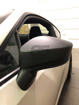 Picture of Dry Carbon Fiber Mirror Overlay