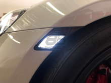 Picture of Helix Smoked White LED V2 Side Markers