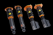 Picture of KSport Coilovers - Version RR Damper System  - BRZ