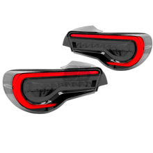 Picture of Vland Smoke Flat Bottom Taillight