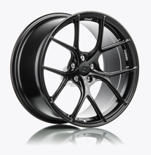 Picture of Titan 7 T-S5 18x9.5 +40 5x100 Machine Black- FRS/86/BRZ