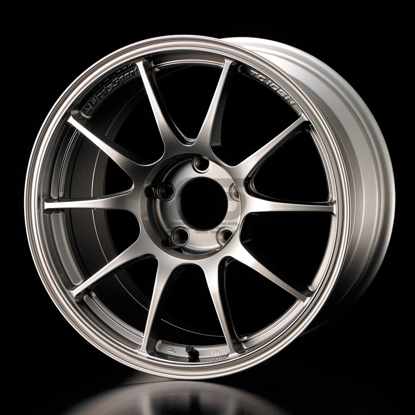 Picture of Weds TC-105N 18x8+42 5x100 Titanium Silver