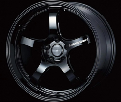 Picture of Weds RN-05M 18x9.5 +45 5x100 Gloss Black
