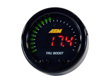 Picture of AEM Tru-BoostX Gauge-Type Boost Controller