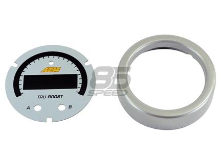 Picture of AEM Tru-BoostX Gauge-Type Boost Controller Accessory Kit